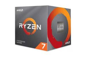 Процессор AMD Ryzen 7 3700X (3.6GHz 32MB 65W AM4) Box (100-100000071BOX)