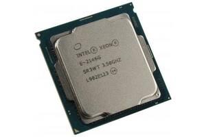 Процессор серверный Dell Xeon E-2146G 6C/12T/3.50GHz/12MB/FCLGA115/KIT PE T340 (OEM_E-2146G)