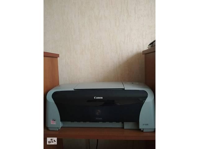 бу Принтер Canon Pixma 1500  в Запорожье
