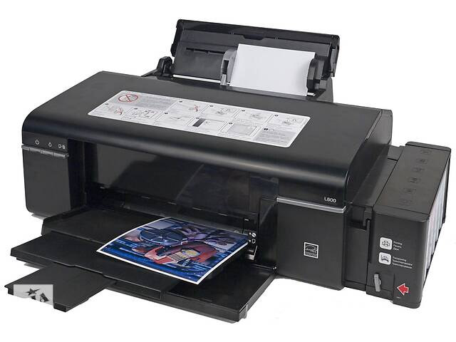 продам Принтер фото Еpson L800, фабрика друку, 6-кольоровий, СНПЧ бу в Дніпрі (Дніпропетровськ)