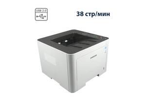 Принтер Samsung ProXpress SL-M3820ND / лазерная монохромная печать / 1200x1200 dpi / A4 / до 38 стр/мин / Картридж 15...