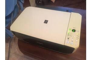 Принтер, сканер, копіює три в одному Кенон, кольоровий