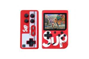 Приставка с джойстиком Retro FC Game Box Sup dendy 400в1