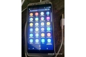 Samsung, б/у,  4/64Гб, сканер отпечатка