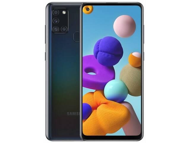 продам Samsung Galaxy A21s SM-A217 3/32GB Black (SM-A217FZKNSEK) UA (Код товара:11006) бу в Харькове