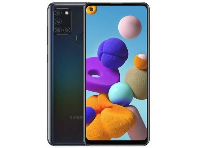 Samsung Galaxy A21s SM-A217 3/32GB Black (SM-A217FZKNSEK) UA (Код товара:11006)- объявление о продаже  в Харкові