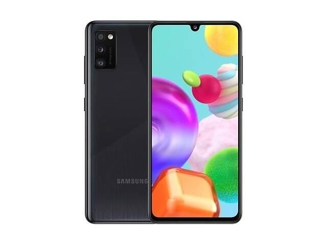бу Samsung Galaxy A41 SM-A415F 4/64GB (SM-A415FZKDSEK) Prism Crush Black UA (Код товара:10865) в Харькове