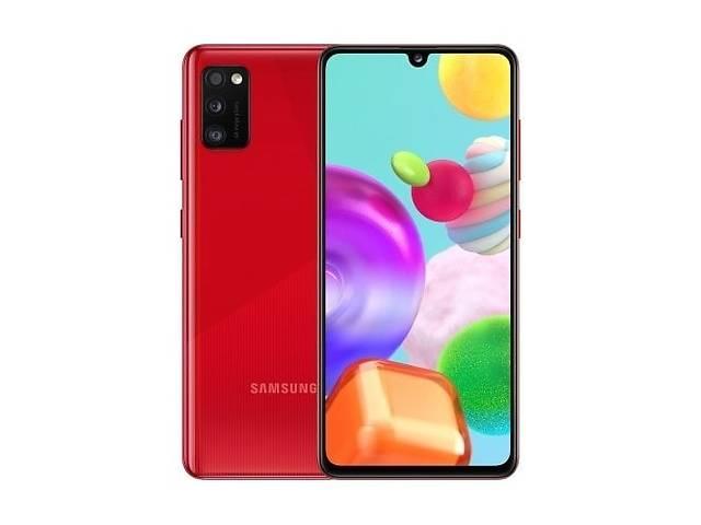 Samsung Galaxy A41 SM-A415F 4/64GB (SM-A415FZRDSEK) Prism Crush Red UA (Код товара:10867)- объявление о продаже  в Харькове