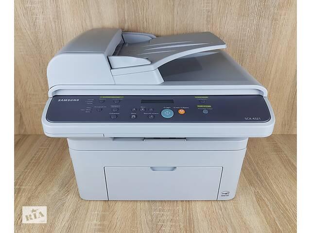 Samsung SCX-4321 МФУ в очень хорошем состоянии. Гарантия!- объявление о продаже  в Киеве
