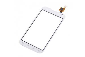 Сенсор (Touch screen) LG P715 Optimus L7 II Dual белый