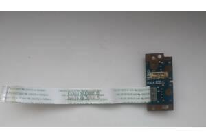 Шлейф, плата USB разъемов для ноутбука Toshiba KSWAA - NBX0000EL00
