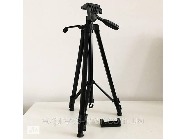 Штатив для камеры, телефона, трипод, тринога TriPod 380A 0.50-1.35м- объявление о продаже  в Харькове
