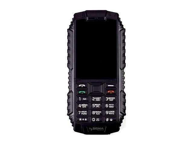 продам Sigma mobile Х-treme DT68 Dual Sim Black (4827798337714) бу в Киеве