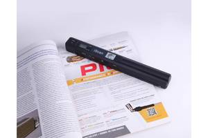 СКАНЕР мини портативный ручной ЖК-дисплей JPG/PDF формат