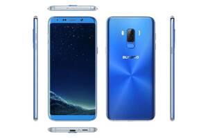 Смартфон Bluboo S8 Plus 4/64GB Blue
