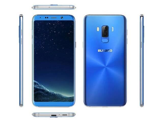 продам Смартфон Bluboo S8 Plus 4/64GB Blue бу в Киеве