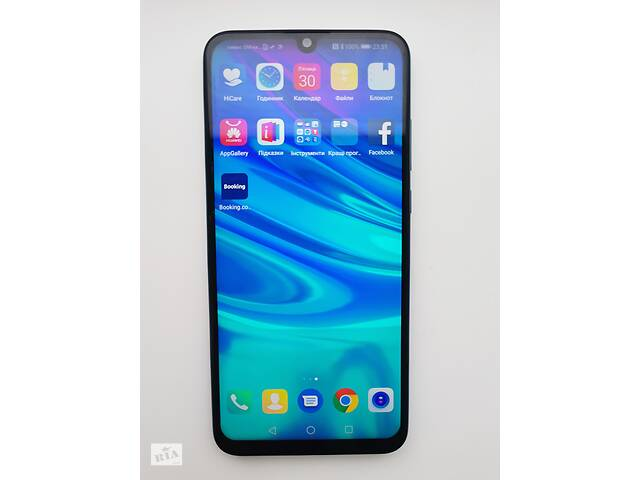 Смартфон Huawei P Smart 2019 (POT-LX1) Aura Blue dual sim- объявление о продаже  в Киеве
