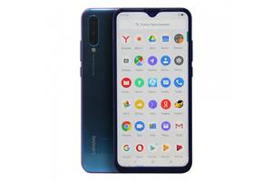 Смартфон Lenovo K10 Note 4/64GB Blue