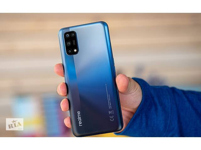 Смартфон Realme 7 5G NFC 6/128GB Mirror Mist Blue Global Version