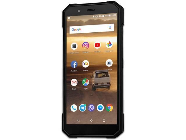 Смартфон Sigma mobile X-treme PQ53 Black- объявление о продаже  в Харькове