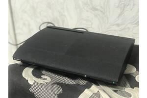 Sony PlayStation 3 SuperSlim игровая консоль б/у продам Сони Плейстейшн 3 Супер Слим