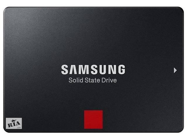 бу SSD накопитель Samsung 860 PRO 256GB SATAIII MLC (MZ-76P256BW) (6381539) в Киеве