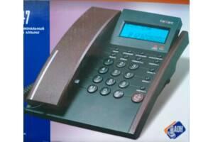 стаціонарний телефон, апарат робочий, не пошкоджений