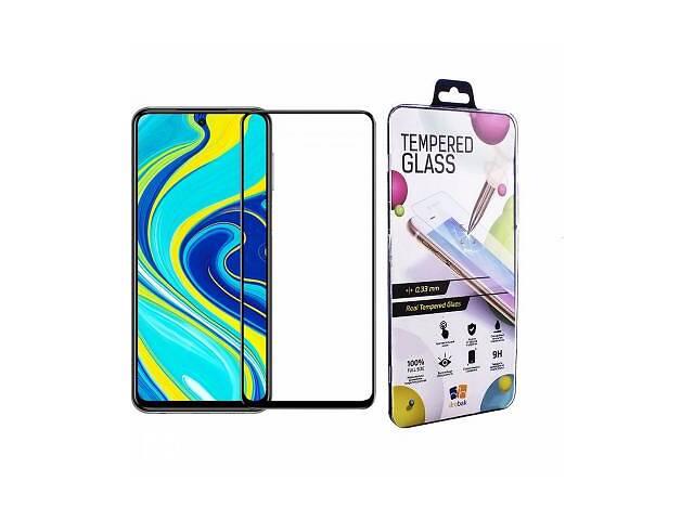 продам Стекло защитное Drobak Xiaomi Redmi Note 9 (Black) (121281) (121281) бу в Киеве