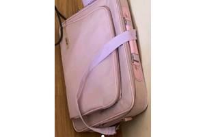 сумка для ноутбука 15.6 дюймов розовый цвет