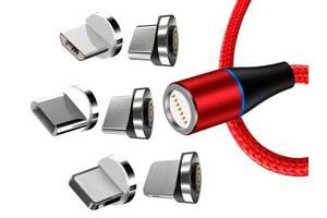 Супер зарядное магнитный! Быстрая зарядка + Передача данных