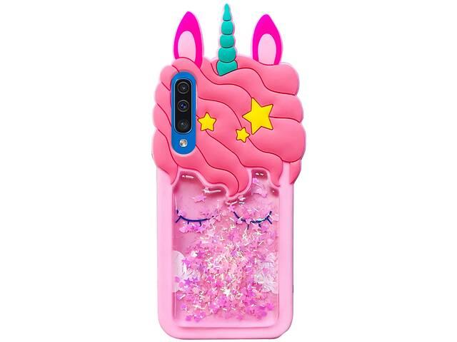 Силиконовый чехол Unicorn 3D для Samsung Galaxy A50 (A505F) / A50s / A30s- объявление о продаже  в Одессе