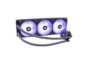 Система водяного охлаждения ID-Cooling Auraflow X 360, Intel: 2066/2011/1366/1151/1150/1155/1156, AMD: TR4/AM4/FM2+/F...