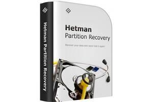 Системна утиліта Hetman Software Hetman Partition Recovery Домашня версія (UA-HPR2. 3-HE)