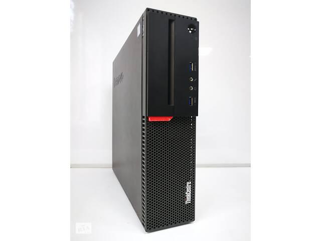 продам Системный блок Б/У Lenovo M700 SFF / Intel Core i3-6100 (2(4) ядра по 3.7 GHz) / 4 GB DDR4 / New 120 GB SSD бу в Одессе