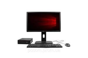 Системный блок Fujitsu ESPRIMO Q920 Intel® Core™ i5-4590T 8GB RAM 120GB SSD + Монитор Dell P2213