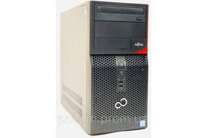 Системный Блок Fujitsu Tower P556 4х ядерный Core i5 6400 8GB RAM 500GB HDD
