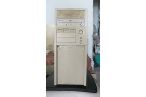 Системний блок Gigabyte GA-P31-S3L (Intel Pentium E5200 - 2.5 ГГц, HDD = 250 Гб, RAM = 3 Гб)