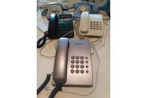Телефонний апарат стаціонарний кнопковий робочий Panasonic