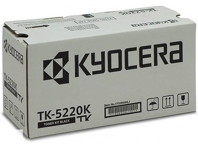 Тонер-картридж Kyocera (1T02R90NL1) M5521cdn/cdw/P5021cdn/cdw Black (TK-5220K)- объявление о продаже  в Харькове