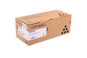 Тонер-картридж Ricoh SPC252/SPC262 Cyan 6К (407717)