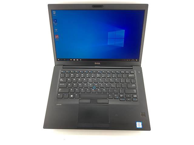 """купить бу Ультрабук Dell Latitude 7480 14"""" FullHD i7-7600U 3.9 ГГц 8 Гб 256 Гб в Львове"""