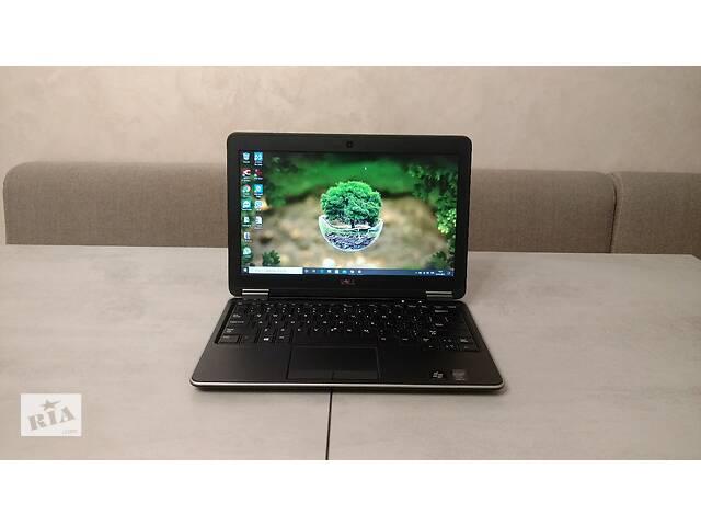 купить бу Ультрабук Dell Latitude E7240, 12,5'', i5-4300U, 8GB, 128GB SSD. Win 10 Pro+офісні. Гарантія.  в Львове