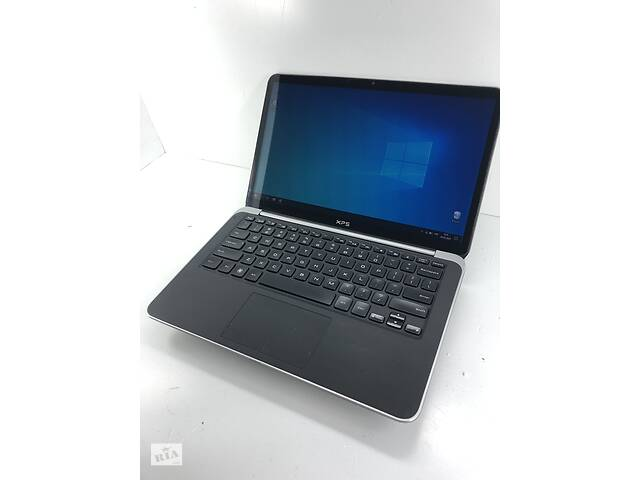 """бу Ультрабук Dell XPS 13-L321X 13.3"""" i5-2467M 4 Гб 128 Гб SSD метал 1.36 в Львове"""