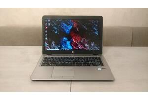 Ультрабук HP Elitebook 850 G3, 15,6 FHD, i7-6600U, 16GB DDR4, 256GB SSD. Как НОВЫЙ. Гарантия. Пересчет, наличные