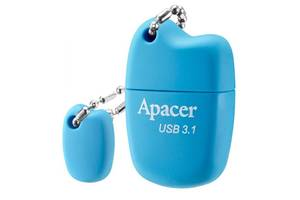 USB флеш накопитель Apacer 32GB AH159 Blue USB 3.1 (AP32GAH159U-1)