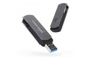 USB флеш накопитель eXceleram 32GB P2 Series Gray/Black USB 3.1 Gen 1 (EXP2U3GB32)