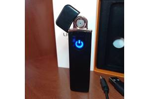 USB запальничка електроімпульсна / Зажигалка USB