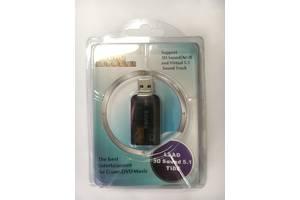 USB звуковая карта Atcom 3D sound 5.1 (Ac-3)