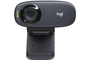 Веб-камера Logitech Webcam HD C310 Black (6281200)