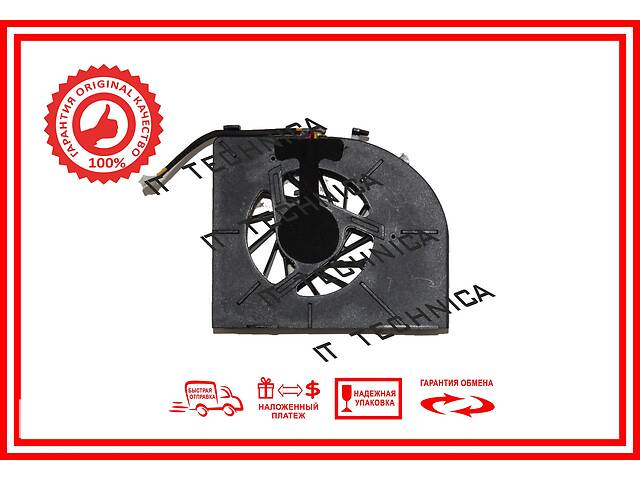 продам Вентилятор FUJITSU TW8 HASEE HP860 HP870 HP880 дискретное видео (KSB0505HA) ОРИГІНАЛ бу в Киеве